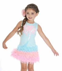 kate-mack-paradise-palms-fun-aqua-dress-preorder-8