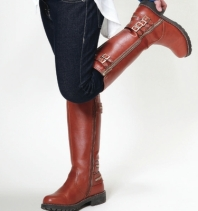 kensie-girl-tall-brown-boots-with-buckle-detail-preorder-14