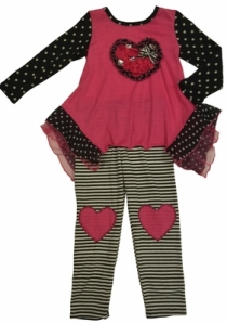 little-mass-hello-panda-black-pink-tunic-and-legging-two-piece-set-preorder-2