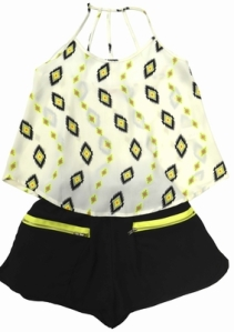 vintage-havana-neon-yellow-trim-shorts-2