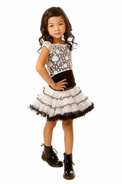 ooh-la-la-black-and-white-with-rose-lace-overlay-poufy-dress-preorder-5
