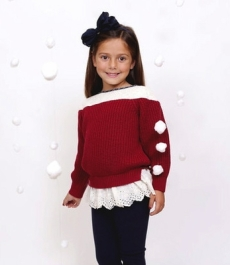 maeli-rose-red-crochet-sweater-with-lace-hem-preorder-30